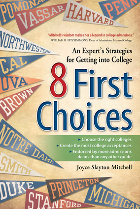 Eight First Choices